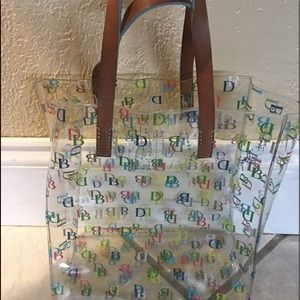 Dooney and Bourke lunch tote